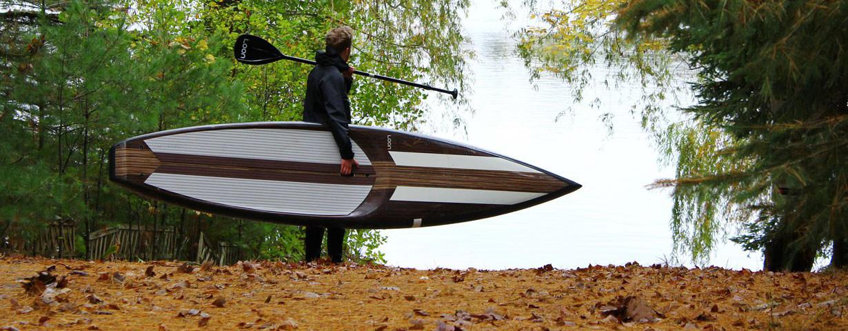 loon-paddleboard