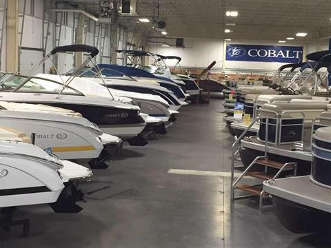 Shoreline Boat Center Open House